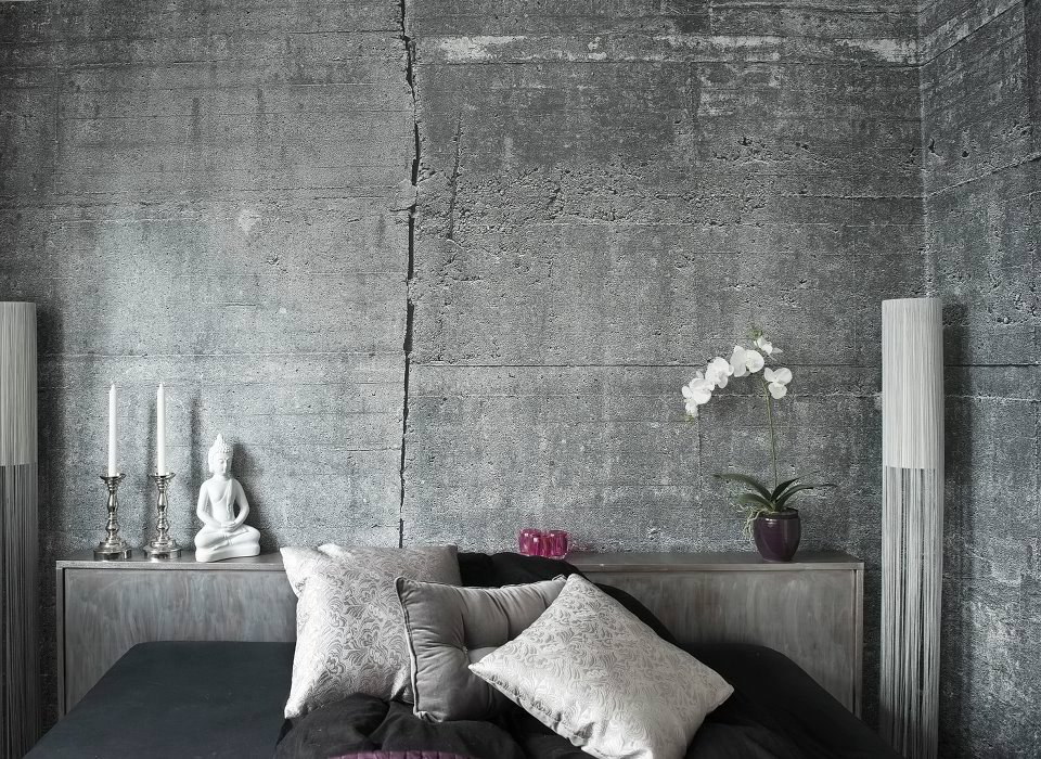 2-Concrete Wallpaper Collection by Tom Haga