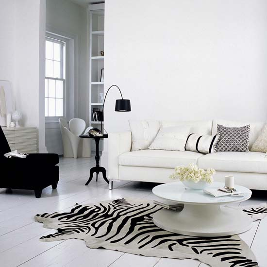 white-living-room-design