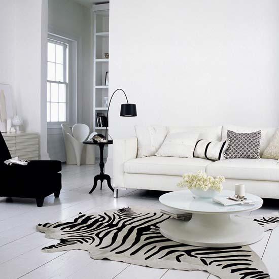 white-living-room-design